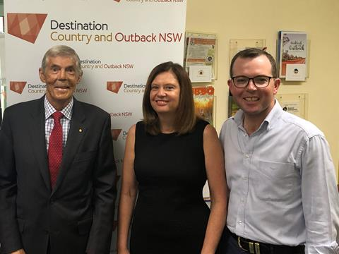 New appointments to Board of Destination Country and Outback NSW