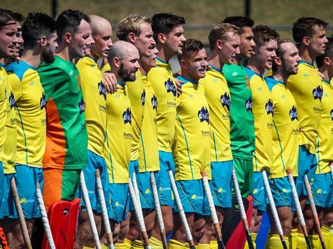 Kookaburras Hockey Win Against Spain