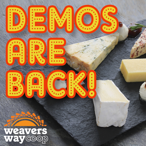 This week's demos