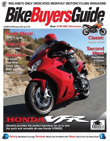 Bike Buyers Guide, June 2014