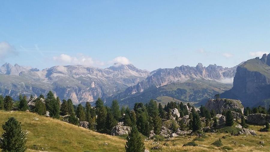 Majestic Dolomites