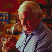 The late Len Evans, AO OBE