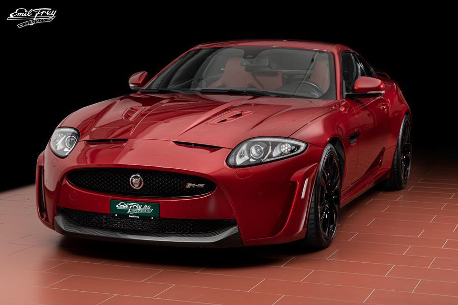 Jaguar XKR-S 5.0 V8 SC