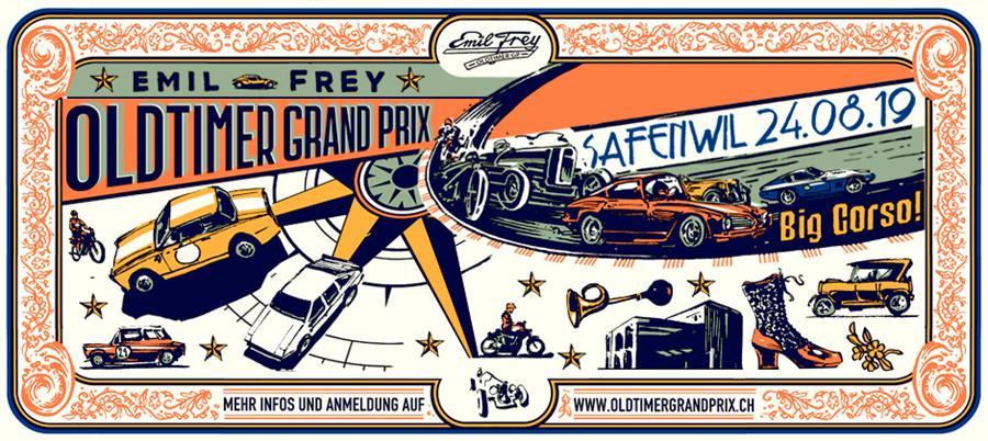 Oldtimer Grand Prix Safenwil