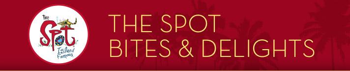 The Spot Bites & Delights | January 2017