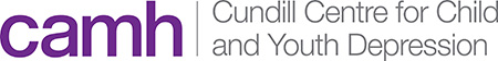 Cundill Centre for Child and Youth Depression Logo